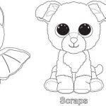 Wishful Beanie Boo Beautiful Coloring Ideas 49 Boo the Dog Coloring Pages Picture Inspirations