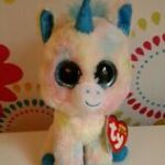 Wishful Beanie Boo Marvelous Ty Beanie Unicorn