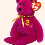 Wishful Beanie Boo Pretty Ty Beanie Baby and Boos Values