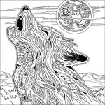 Wolf Coloring Pages Amazing Wolf Coloring Pages Coloring Pages