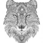 Wolf Coloring Pages Beautiful Wolf Printable Coloring Pages Best Printable Animal Coloring