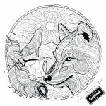 Wolf Coloring Pages Inspiration Wolf Coloring Pages Printable Inspirational Best Home Coloring Pages