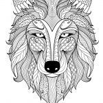 Wolf Coloring Pages Printable Brilliant Coloring Free Printable Colouring Pictures for Adults Coloring