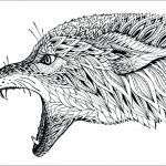 Wolf Coloring Pages Realistic Awesome Animal Coloring Pages for Adults Baby Animals Coloring Pages 1 Baby