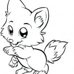 Wolf Coloring Pages Realistic Awesome Arctic Wolf Colouring Pages Children Coloring Cute Wolf Coloring