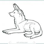 Wolf Coloring Pages Realistic Awesome Baby Clawdeen Wolf Coloring Pages – Littapes