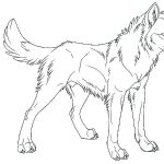 Wolf Coloring Pages Realistic Best Of Wolf Coloring Pictures – Clanfieldfo