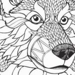 Wolf Coloring Pages Wonderful Free Coloring Pages Pdf format Wolf Coloring Sheets Free Printable