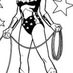 Wonder Woman Coloring Book Amazing 15 Free Coloring Pages Wonder Woman La Union