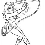 Wonder Woman Coloring Book Inspiration Colour In Drawing at Getdrawings