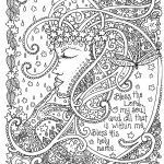 Words Of Faith Coloring Book Elegant Adult Coloring Prayers to Color by Deborah Muller Inspirational