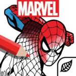 X Men Coloring Book Elegant Marvel Color Your Own On the App Store