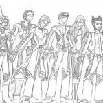 Xmen Coloring Book Best X Men Coloring Pages