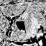 Xmen Coloring Book Creative Marvel Coloring Book