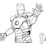 Xmen Coloring Book Wonderful Fresh Iron Man Cartoon Coloring Pages – Nicho
