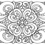 Zen Coloring Pages Creative Free Coloring Page Coloring Adult Patterns Zen Coloring Page Wi