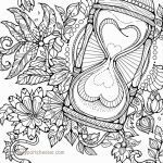 Zen Coloring Pages for Adults Exclusive Zendoodle Coloring Pages Awesome New Zentangle Coloring Pages New