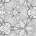 Zen Coloring Pages Inspiring Free Coloring Pages Egypt New Fresh Abstract Horse Coloring Pages