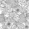 Zentangle Coloring Pages Inspiration Luxury Adult Coloring Pages Patterns